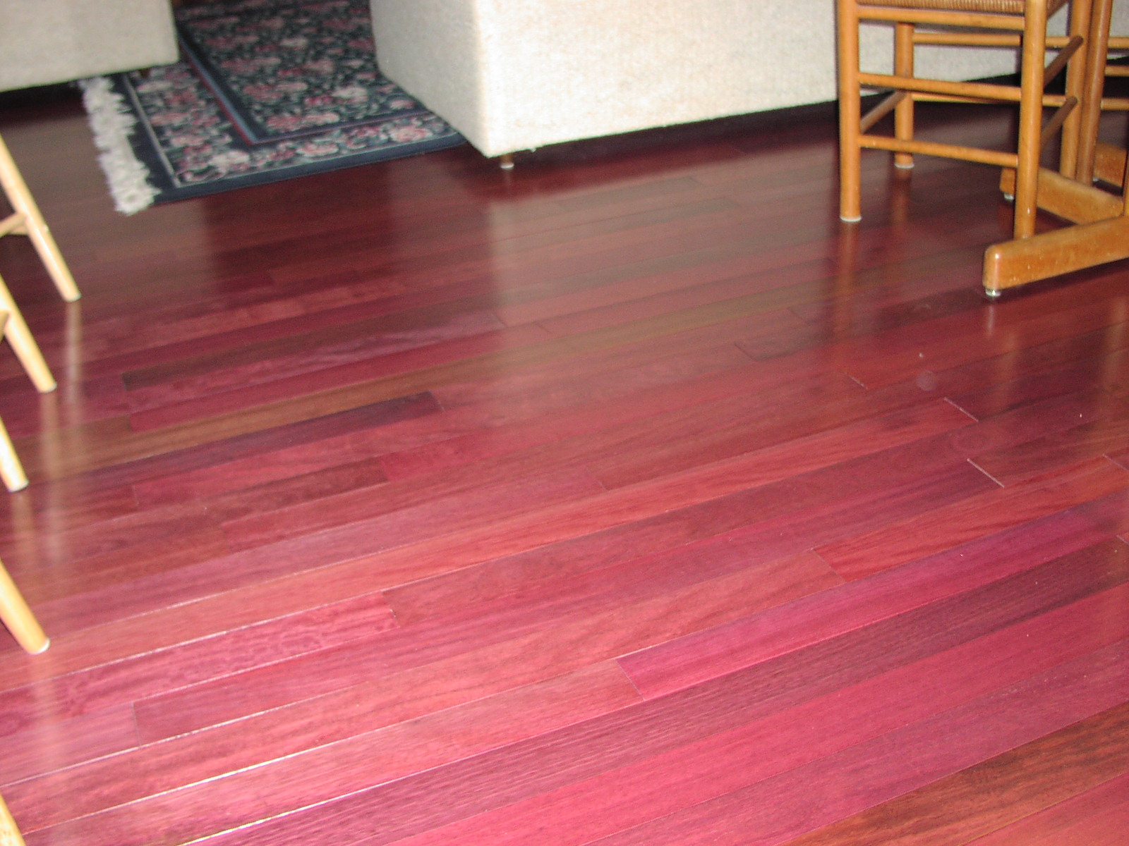 Purple Heart Wood Purple Hearts And Floors On Pinterest